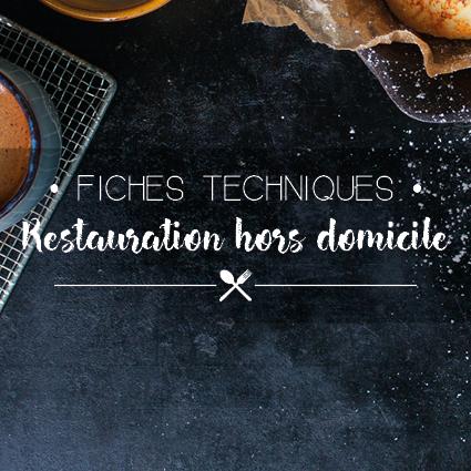 Fiches th matiques restauration hors domicile chambre - Chambre d agriculture 66 ...